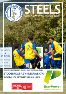 Kidsgrove Athletic Programme