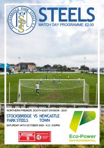 Newcastle Town Programme
