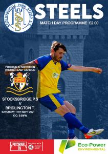 Bridlington Programme